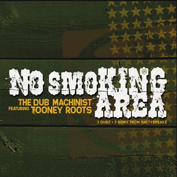 Gary Clunk remix - The dub machinist feat I-plant_No Smoking Area