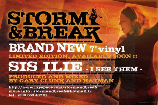 Storm and Break - Sis Ilie 7'